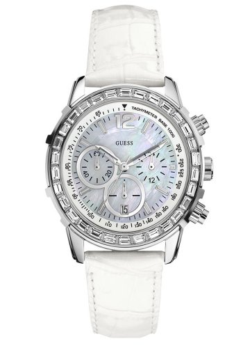 GENUINE GUESS Watch Girly B Female Chronograph - W0017L1