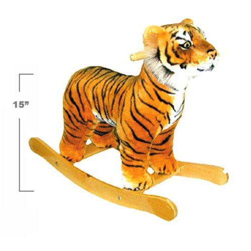 Toby the Rocking Tiger - 1