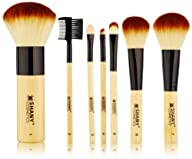 SHANY Bamboo Brush Set with Premium S…
