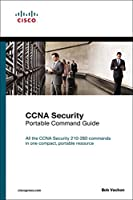 CCNA Security (210-260) Portable Command Guide, 2nd Edition Front Cover
