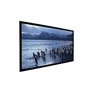 Accuscreen 800019 106-Inch HDTV Fixed Wall Sound Screen (Discontinued by Manufacturer)
