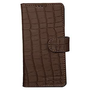 Dsas Artificial Leather Wallet Flip Cover designed for Lenovo A6000 Plus