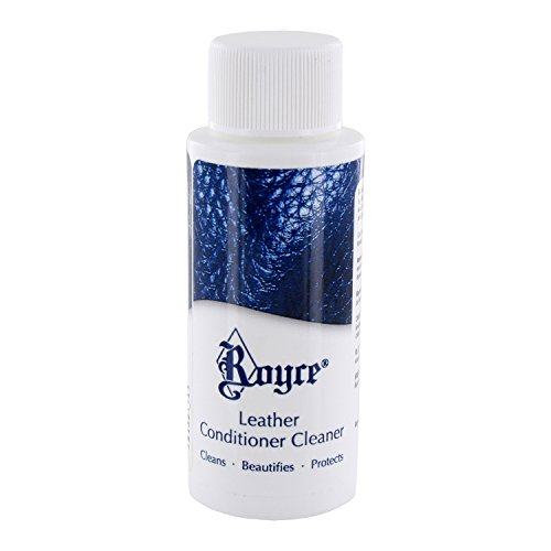 Royce Leather Conditioner Cleaner For Padfolios Wallets Furniture Cars Jackets Handbags