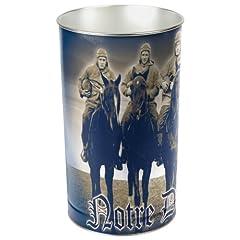 Buy NCAA Notre Dame Fighting Irish 4-Horsemen Wastebasket by WinCraft