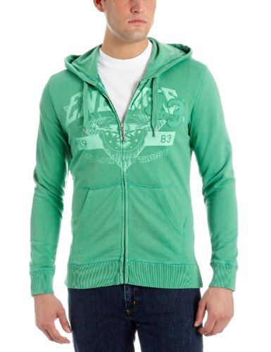 Energie Iceblink Men's Jumper Mint Leaf X Small
