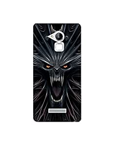 coolpad note 3 lite nkt12r (40) Mobile Caseby Mott2 - Horror Devil