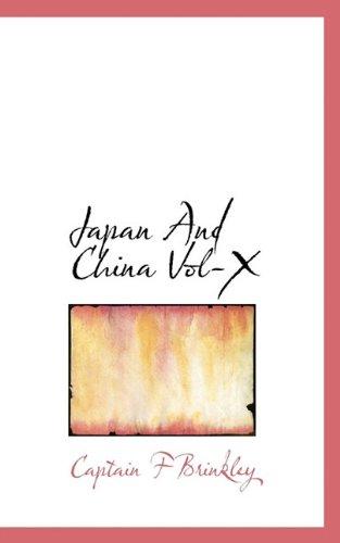 Japan And China Vol-X