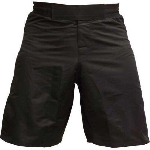 Black Mixed Martial Arts Shorts (Blank) Size 32