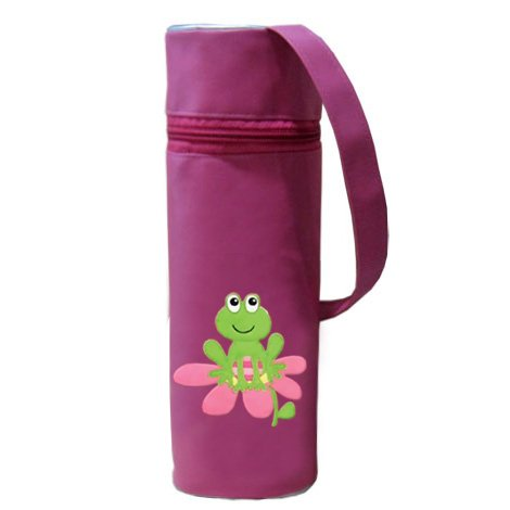 Herberto Bottle Cover Frog
