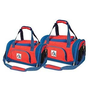 American Airlines Duffle Pet Carrier from Quaker Pet Group LLC