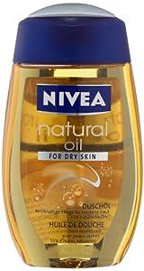 Nivea Dusch-Öl für trockene Haut, 2er Pack (2 x 200 ml)