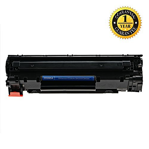 INK E-SALE Black Cartridge CE285A (85A) Laser Toner Compatible for HP LaserJet Pro P1102w, M1212nf – 1 Pack