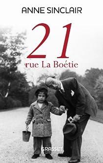 21 rue de la Boétie par Sinclair