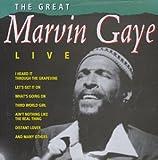 echange, troc Marvin Gaye - Great-Live