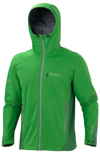 Marmot Men's ROM Softshell Jacket - Lime/Thyme, X-Large