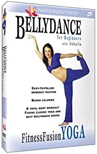 Bellydance for Beginners with Suhaila: Fitness Fusion Yoga [Import]