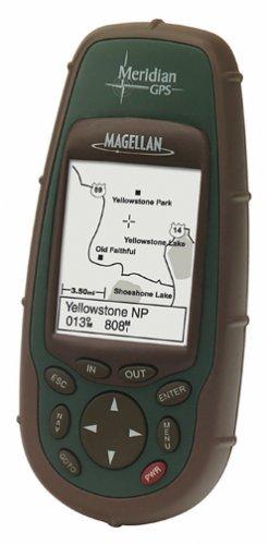 Magellan Meridian Water Resistant Hiking GPS