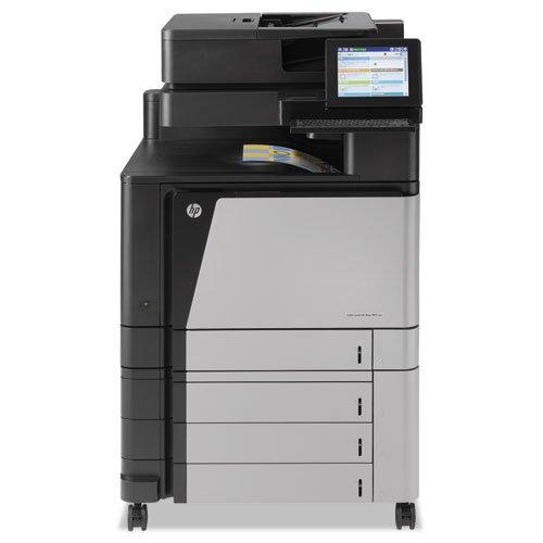 Hp - Color Laserjet Enterprise Flow M880Z+ Nfc/Wireless Direct, 4100 Sheet Capacity D7P71A (Dmi Ea
