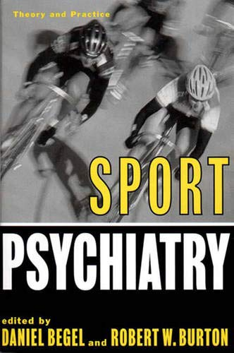 Sport Psychiatry (Norton Professional Books (Hardcover)) (Tapa Dura)