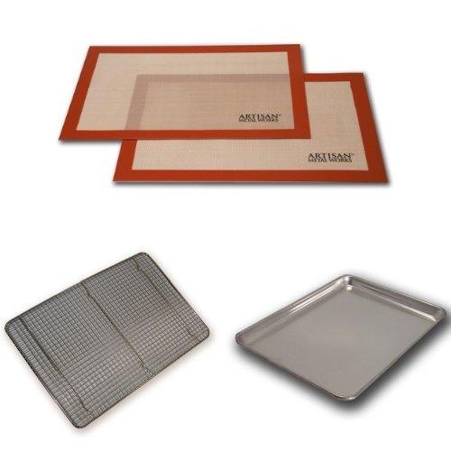 Baking Mat And Sheet Bundle