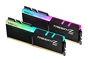 G.Skill 16GB DDR4 TridentZ RGB 4400Mhz PC4-35200 CL18 1.4V Dual Channel Kit (2x8GB) for Intel Z270 (Tamaño: 16 Gb)