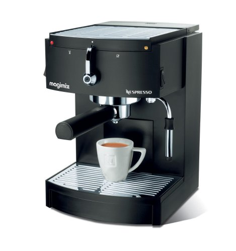 reviews magimix nespresso m150 coffee maker black uk coffee pod machines uk. Black Bedroom Furniture Sets. Home Design Ideas