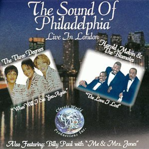 The Three Degrees - The Sounds Of Philadelphia - Zortam Music