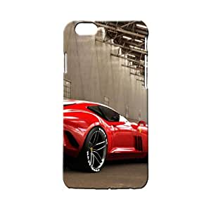 BLUEDIO Designer 3D Printed Back case cover for Apple Iphone 6/ 6s - G0790