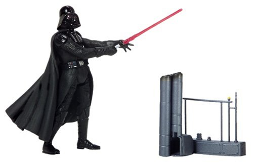 Star Wars: Episode 2 Darth Vader (Bespin Duel) Action Figure