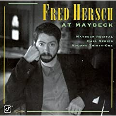 Fred Hersch cover 
