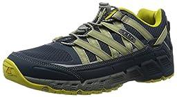 KEEN Men\'s Versatrail Shoe, Midnight Navy/Warm Olive, 8.5 M US