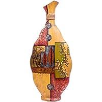 ARTELIER Polyresin Vase (51 Cm X 22.5 Cm X 51 Cm, ID-5106-013)