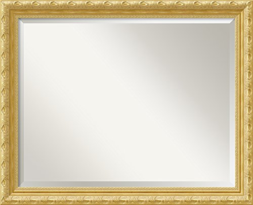 Versailles Mirror - Large Framed front-865573