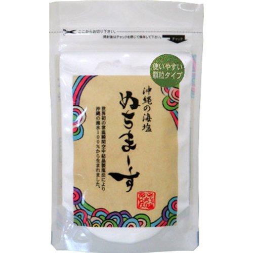 沖縄の海塩 ぬちまーす 顆粒 111g