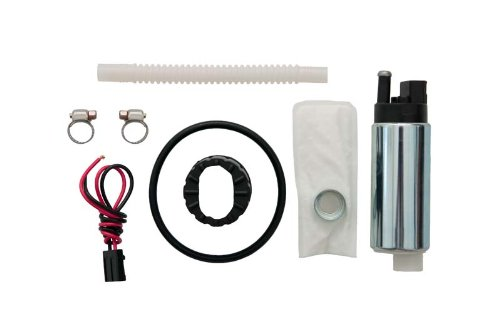 Hfp-377H 255 Lph Performance Fuel Pump With Installation Kit And Strainer