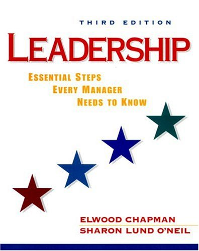 Leadership: Essential Steps Every Manager Needs to Know (NetEffect Series) (3rd Edition) PDF