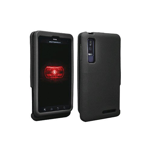 OEM Verizon Snap-On Silicone Cover Case for Motorola