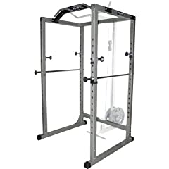 Buy BD-11 Hard Power Rack w out Lat Pull by Valor Athletics