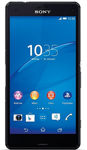 Sony Xperia Z3 Compact 4,6 Zoll Smartphone thumbnail