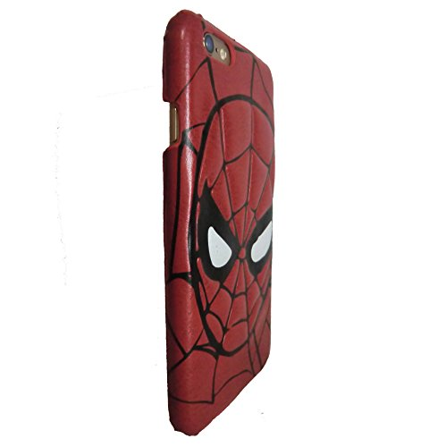 Casmart iPhone 6 Plus Case - Cell Phone Case Artificial Leather Protective Cover at Gotham City Store