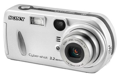 Sony Cybershot DSC-P72