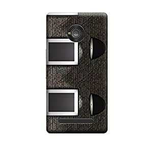 Ebby Premium Printed Mobile Back Case Cover With Full protection For Micromax Yuphoria YU5010 (Designer Case)