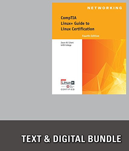 Download Bundle: Linux+ Guide to Linux Certification, 4th + ... on