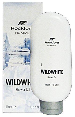 ROCKFORD Doccia uomo wildwhite 400 ml. - Doccia schiuma