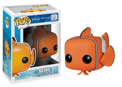 Funko Pop! Disney: Finding Nemo Action Figure