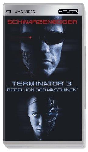 Terminator 3 - Rebellion der Maschinen [UMD Universal Media Disc]