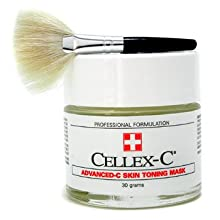 Cellex-C Advanced-C Skin Toning Mask 30Ml/1Oz