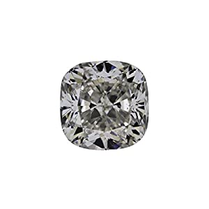De Couer 1/5ct 3.5mm Cushion Cut Near Colorless Natural Loose Diamond (I1)