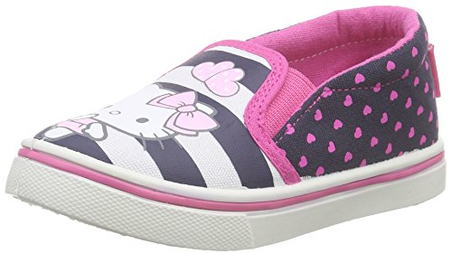 Hello Kitty Cesara - Sneakers - Scarpe da Ginnastica Bambina, colore blu (blu navy), taglia 29 EU
