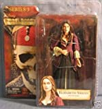 Pirates of The Caribbean Series 3 Elizabeth Swann Action Figure